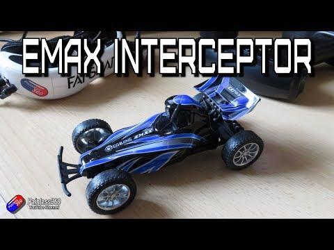 EMAX/Eachine Interceptor: RTR RC FPV Car