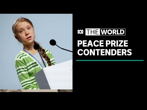 Greta Thunberg, WHO, Alexei Navalny among top contenders for 2021 Nobel Peace Prize | The World