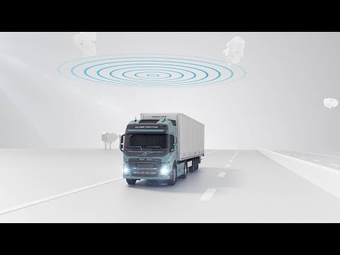 Volvo Trucks ? Keeping your trucks rolling with Real Time Monitoring and uptime services