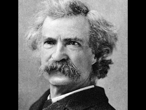 Vidéo de Mark Twain