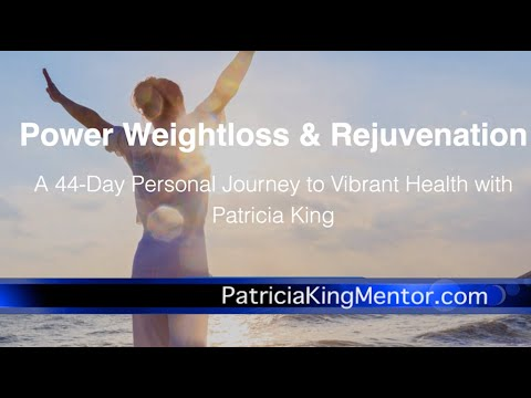 Power Weight Loss with Patricia King