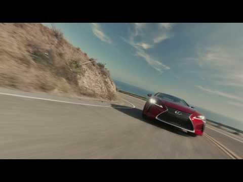 Lexus LC: The Drive (Del 3)
