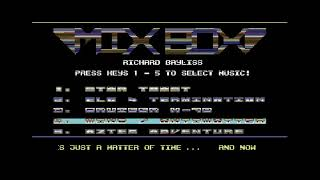 The New Dimension - Mix Box #4 - Summer 2017 | C64 Music Collection