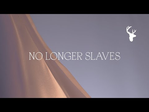 No Longer Slaves (Official Lyric Video) - Bethel Music, Jonathan & Melissa Helser  Peace