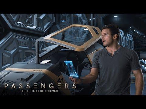 PASSENGERS. La aventura cinematográfica del año. Ya en cines.