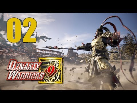 Dynasty Warriors 9 - Let's Play Part 2: The Clone-Master