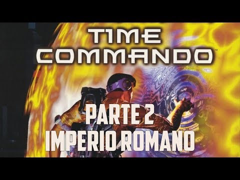 Time Commando (1996) - PC - Fase 2 Imperio Romano