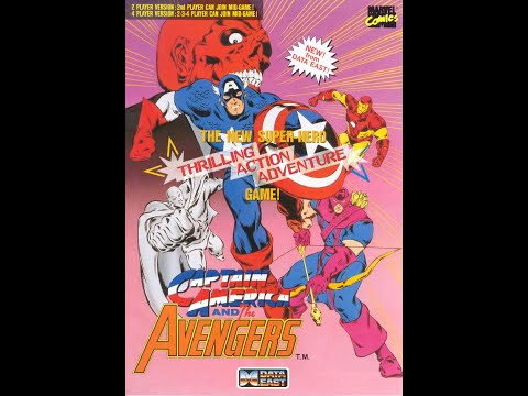 Captain America and the Avengers Arcade Sound Track