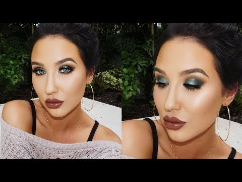 Affordable Fall Full Face Makeup Tutorial   Jaclyn Hill