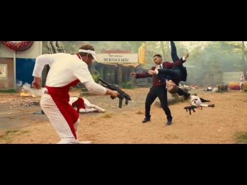 Kingsman: El círculo de oro - Trailer final español (HD)
