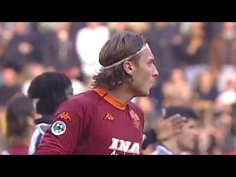 Classic Goal: Totti v Udinese