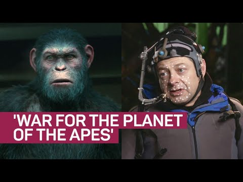 Andy Serkis: The Godfather of Motion Capture Talks Tech (CNET News) - UCOmcA3f_RrH6b9NmcNa4tdg