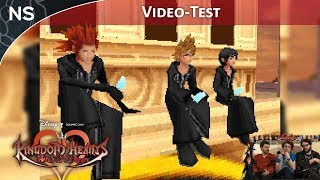 Vidéo-Test : Kingdom Hearts 358/2 Days | Vidéo-Test NDS (NAYSHOW)