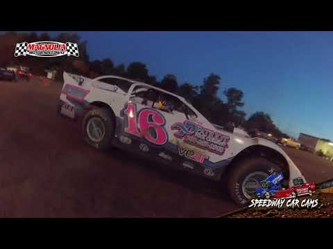 #16 Heather Lowe - 602 Sportsman - Magnolia Motor Speedway 5-30-21 - dirt track racing video image