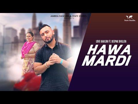 HAWA MARDI LYRICS - Lovy Kahlon feat. Deepak Dhillon