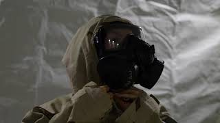 Patriot Warrior 2019 Chemical Attack Training FORT MCCOY, WI, UNITED STATES 08.18.2019