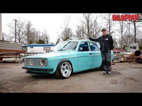 "Jim ""Salle"" Svenssons Volvo 145"