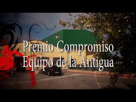 Equipo GAG - La Antigua: Premio Compromiso 2016