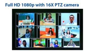 AVer EVC900 視訊會議系統-產品入門介紹