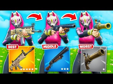 New GUN GAME Mode in Fortnite! (BEST LTM EVER) - UC2wKfjlioOCLP4xQMOWNcgg