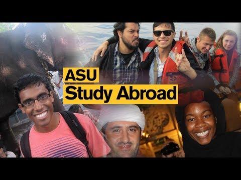 Study Abroad at ASU