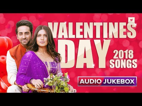 Valentine's Day 2018 - Audio Jukebox | Best Bollywood Romantic Songs | New Love Songs Jukebox