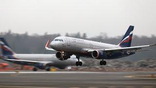 России запретили авиарейсы