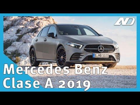 Mercedes-Benz Clase A 2019 - Un gadget con ruedas - Primero vistazo desde Amsterdam