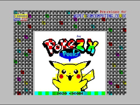 Poke for ZX -Zx Spectrum-