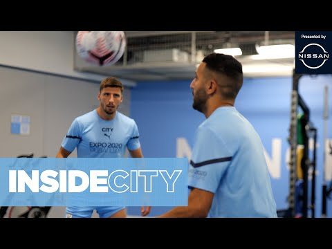 Les coulisses exclusives de Man City ? | Hôtel de l'équipe, salle de sport et plus encore ! | Inside City 385