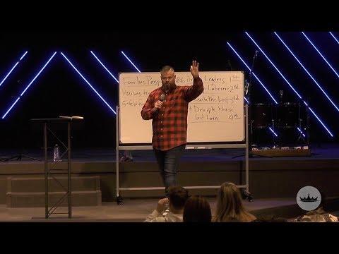 Vision Sunday 2019 (9am MESSAGE) 1.13.19