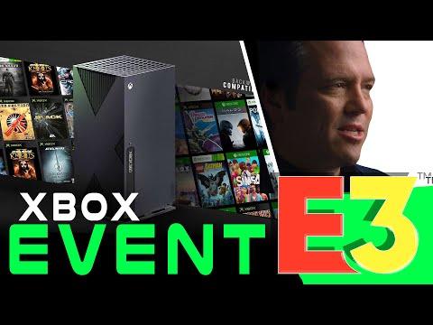 RDX: Xbox E3 2021 New Xbox Studios, Xbox Series X Games, PS5 Update, 2021 Xbox Games & Surprises