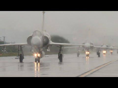سلاح الجو التايواني يجري أولى مناوراته هذا العام