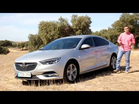 Opel Insignia Grand Sport - Prueba en Portalcoches