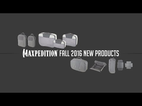 MAXPEDITION Fall 2016 New Products v2.0