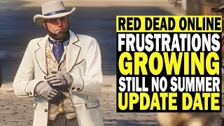 Red Dead Online - Another Slow Week & Frustrations Growing, But Hope On The Horizon
