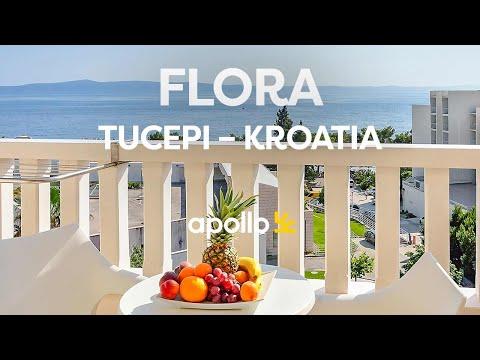 Apollo Mondo Duo-hotellet Flora i Kroatia
