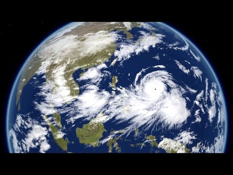 """SOS: Siêu bão """"Măng cụt"""" hoành hành biển Đông. - BBC News Tiếng Việt"""