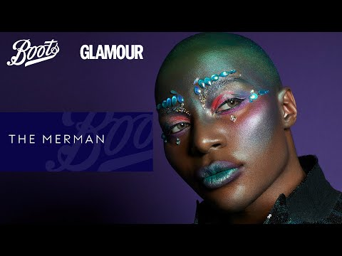 boots.com & Boots Promo Code video: BOOTS X GLAMOUR - The Merman