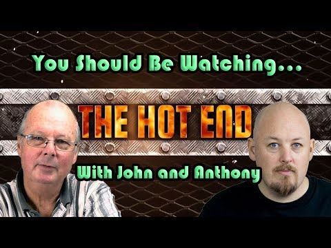 You should be watching John and Anthony on The Hot End