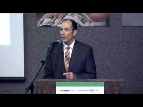 Pat O'Brien - 2016 Next Generation Manufacturing Summit