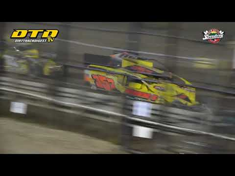 New Egypt Speedway   All Star Cup Shootout Feature Highlights   10/2/21 - dirt track racing video image