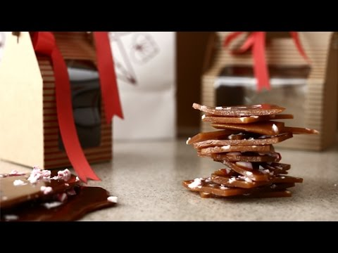 IKEA Ideas: Swedish toffee with peppermint pop