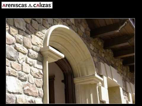 14.- ARCHITECTURAL & DECORATIVE ELEMENTS IN STONE ➡ Arches, Balustrades, Copings