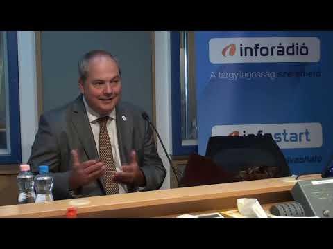 InfoRádió - Aréna - Vashegyi György - 1. rész - 2020.09.11.