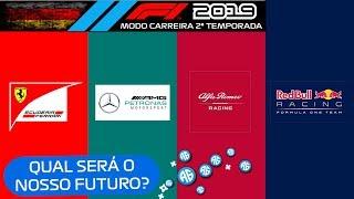 F1 2019 MODO CARREIRA #66 FALTOU ALGUMA EQUIPE NA ENQUETE? CLASSIFICAÇÃO NA ALEMANHA (Português-BR)