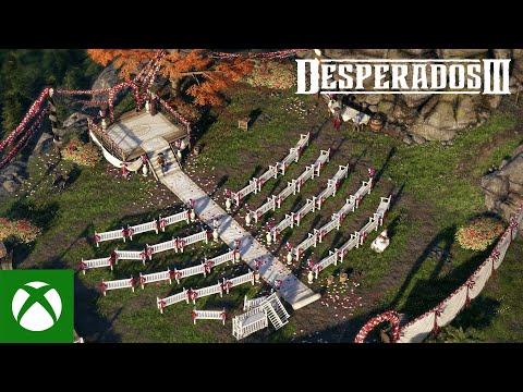 Desperados III - Meet Kate O'Hara