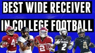 CeeDee Lamb, Jerry Jeudy and the best college football wide receivers in 2019