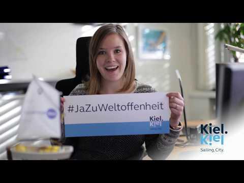 #JaZuWeltoffenheit