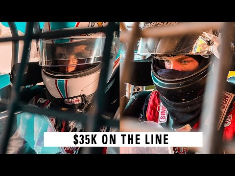 50th Annual Feedom 76 At Grandview Speedway - dirt track racing video image
